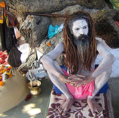Психоделические средства и духовная практика