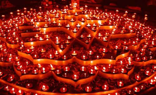Дивали – праздник огней